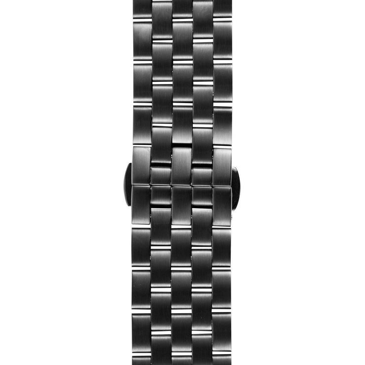 Xeric 22mm Gunmetal Stainless Steel Strap