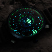 Trappist-1 Automatic NASA Edition Blue Supernova