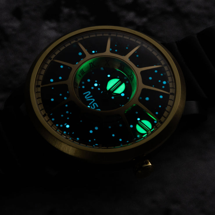 Trappist-1 Automatic NASA Edition James Webb