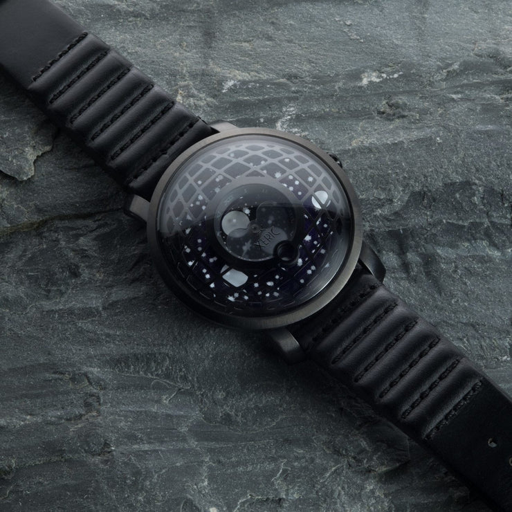 Xeric Trappist-1 Moonphase Deep Space Purple