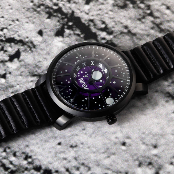 Trappist-1 NASA Edition Deep Space Purple