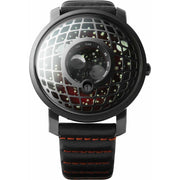 Trappist-1 Moonphase Gunmetal Red