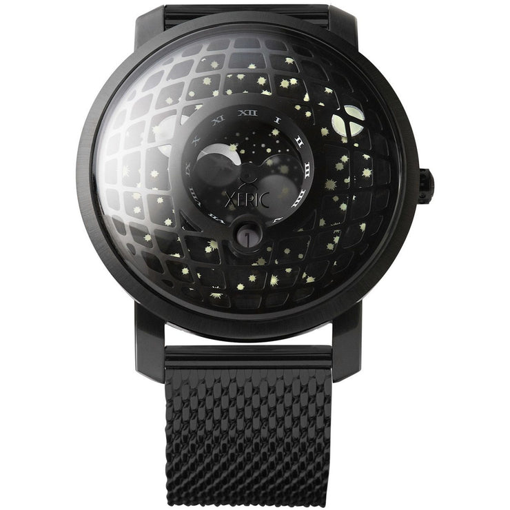 Trappist-1 Moonphase Black Hole Mesh