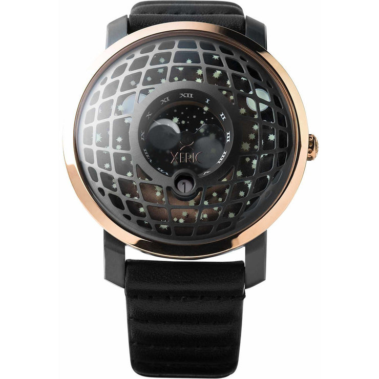 Trappist-1 Moonphase Rose Gold