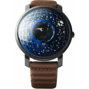 Trappist-1 Moonphase Blue IP