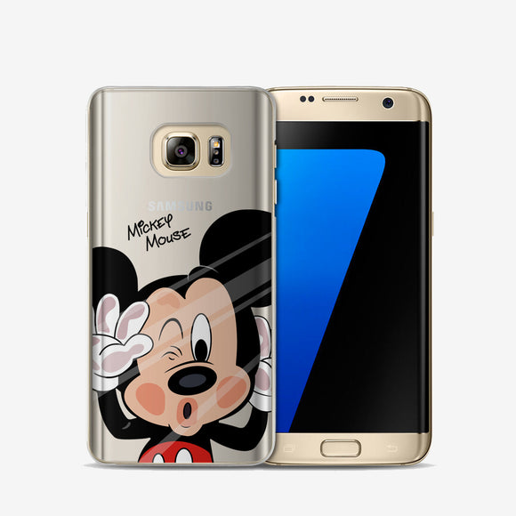 Cartoon case 04 Samsung