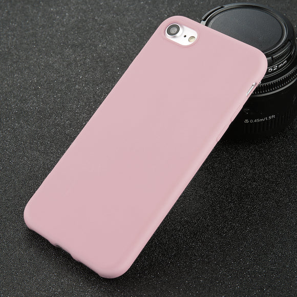 Smooth case pink Iphone