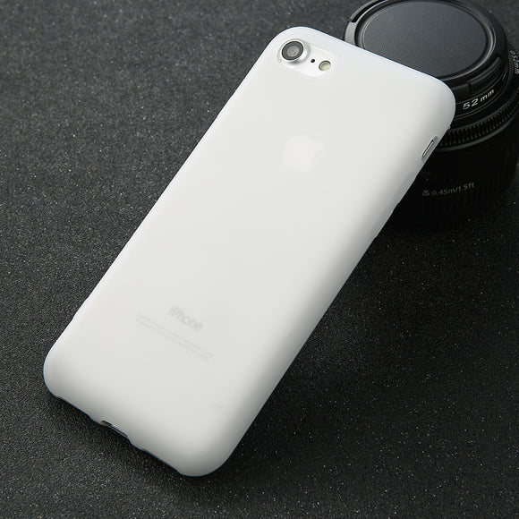 Smooth case white Iphone