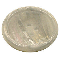 Buttons - Ridge Edge Shell 25mm 4 Hole