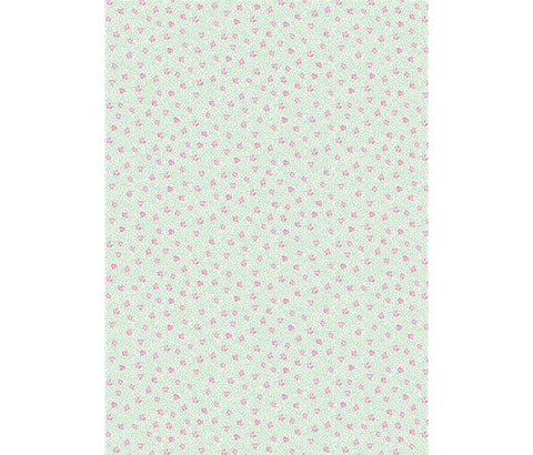 Liberty Fabric -Deco Dance Collection - Speckled Rose
