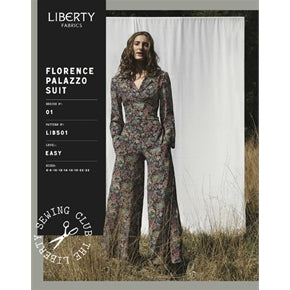 Patterns - Liberty Dressmaking Pattern