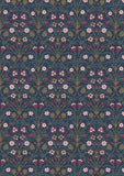 Liberty Fabric - Winterbourne Collection - Bankart Fresco Pink
