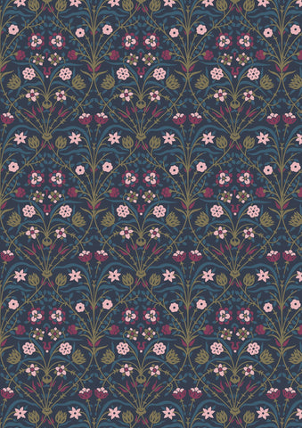 Liberty Fabric - Winterbourne Collection - Bankart Fresco