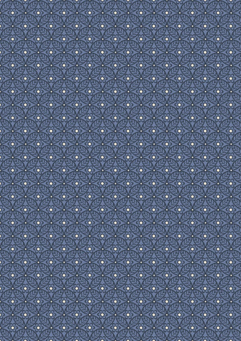 Liberty Fabric - Winterbourne Collection - Nettlefold