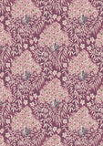 Liberty Fabric - Winterbourne Collection - Woodhaze Pink