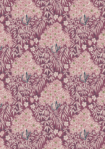 Liberty Fabric - Winterbourne Collection - Woodhaze