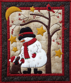 Quilt Kit -- Frosty and Friend