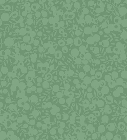 Liberty Fabric - Wiltshire Shade - Leaf