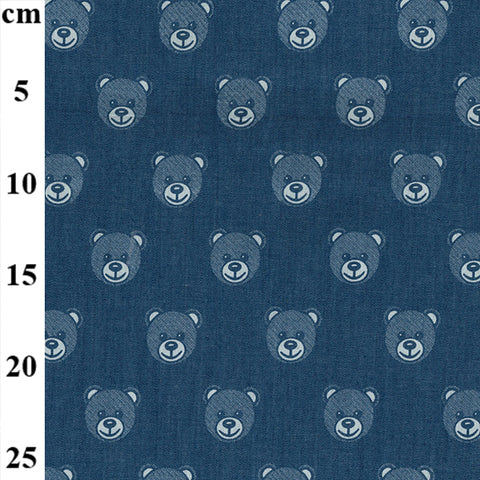 Other Fabric's - Little Bear Denim
