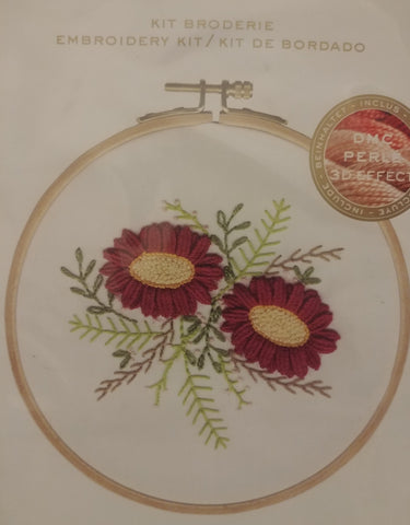 Kits - DMC Embroidery Kits Advanced