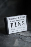Notions & Haberdashery - Dressmaking Pins by Merchant and Mills