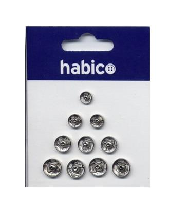 Notions & Haberdashery - Snap Fasteners