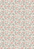 Liberty Fabric - Winterbourne Collection - Nina Poppy Grey