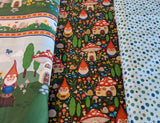 Michael Miller Fabric - Gnome Dots