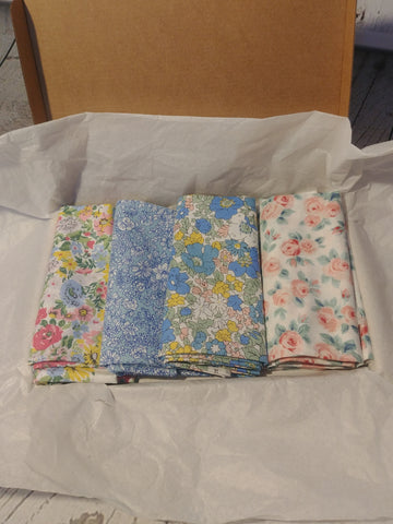 Liberty Fabric Flower Show Fat Quarter Gift Packs