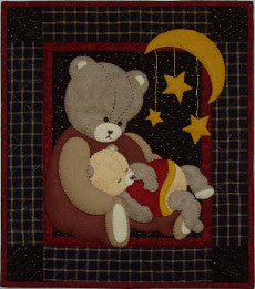 Quilt Kits - Quilt Kit  Baby Bear
