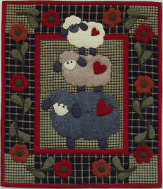 Quilt Kits - Quilt Kit Wooly Sheep