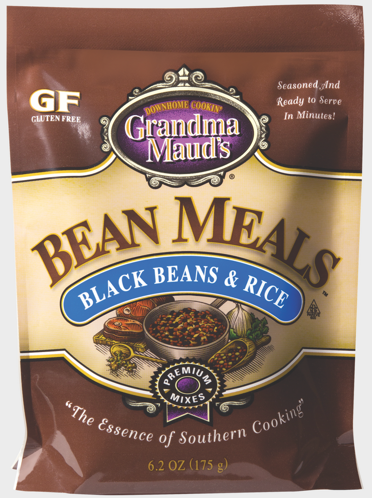 Bean Meals (Black Beans & Rice)