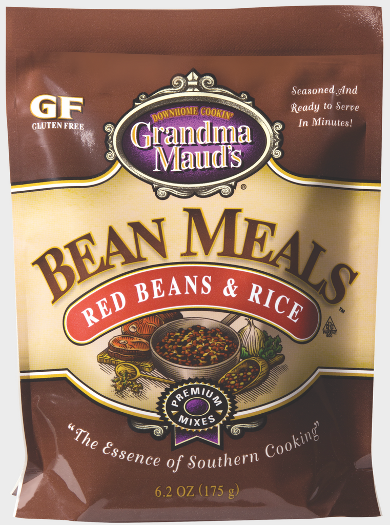 Bean Meals (Red Beans & Rice)