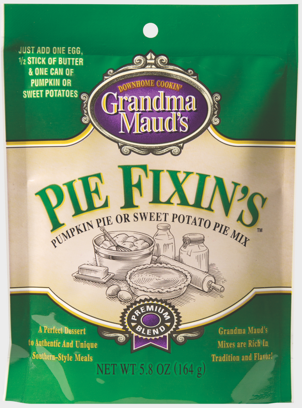 Pie Fixin's (Pumpkin Pie or Sweet Potato Pie Mix)