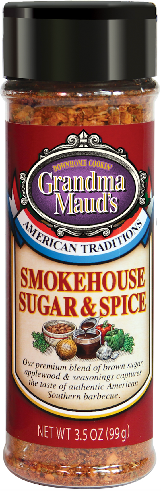 Smokehouse Sugar & Spice