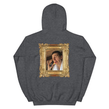Load image into Gallery viewer, Gstaad Guy Hoodie (White Print)