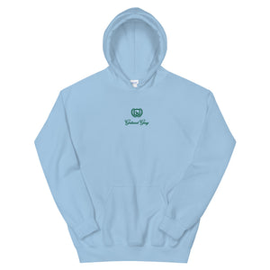 """Gstaad Guy"" Embroidered Hoodie"