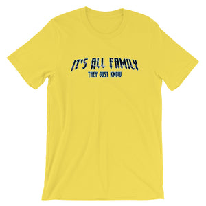 """It's All Family"" T-Shirt"