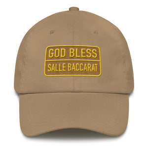 """Salle Baccarat"" Hat"