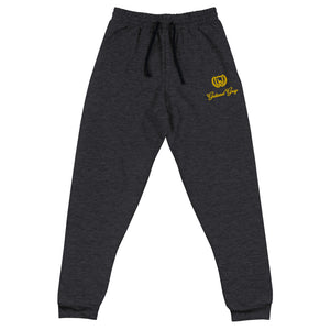 """Gstaad Guy"" Embroidered Joggers"