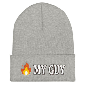 """Fire My Guy"" Beanie"