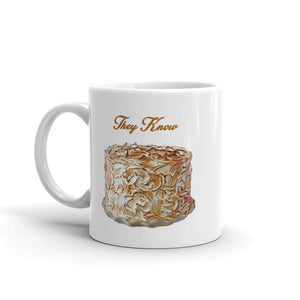 The Gateau Mug