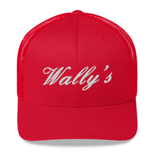 Load image into Gallery viewer, Wally's Trucker Cap