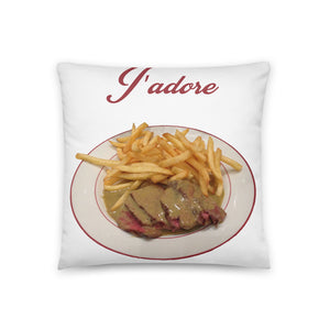 Entrecôte Pillow