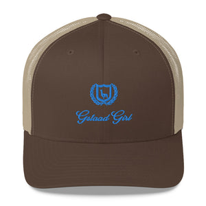 """Gstaad Girl"" Trucker Cap"
