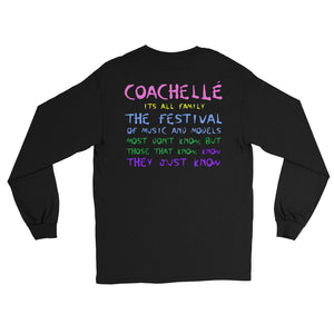 Coachellé Long Sleeve T-Shirt