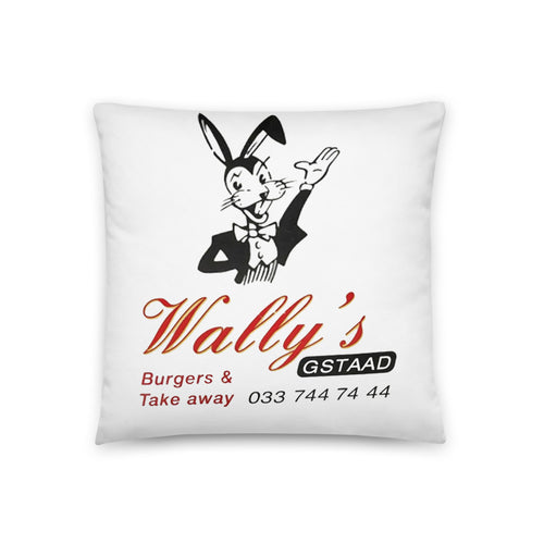 Wally's Pillow