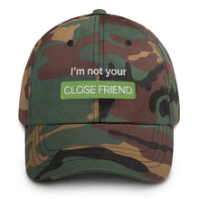 "Load image into Gallery viewer, ""Close Friends"" Hat"