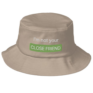 """Close Friends"" Bouquet Hat"