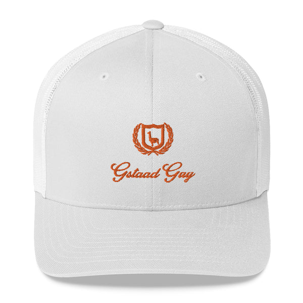 """Gstaad Guy"" Trucker Cap"